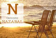 """Web """"Gabinete Nazabal"""""""