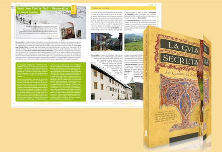 Guía Secreta del Camino de Santiago