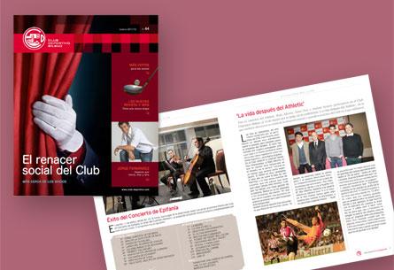 Revista Club Deportivo Bilbao