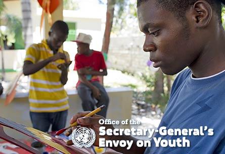 Enviado para la Juventud – ONU